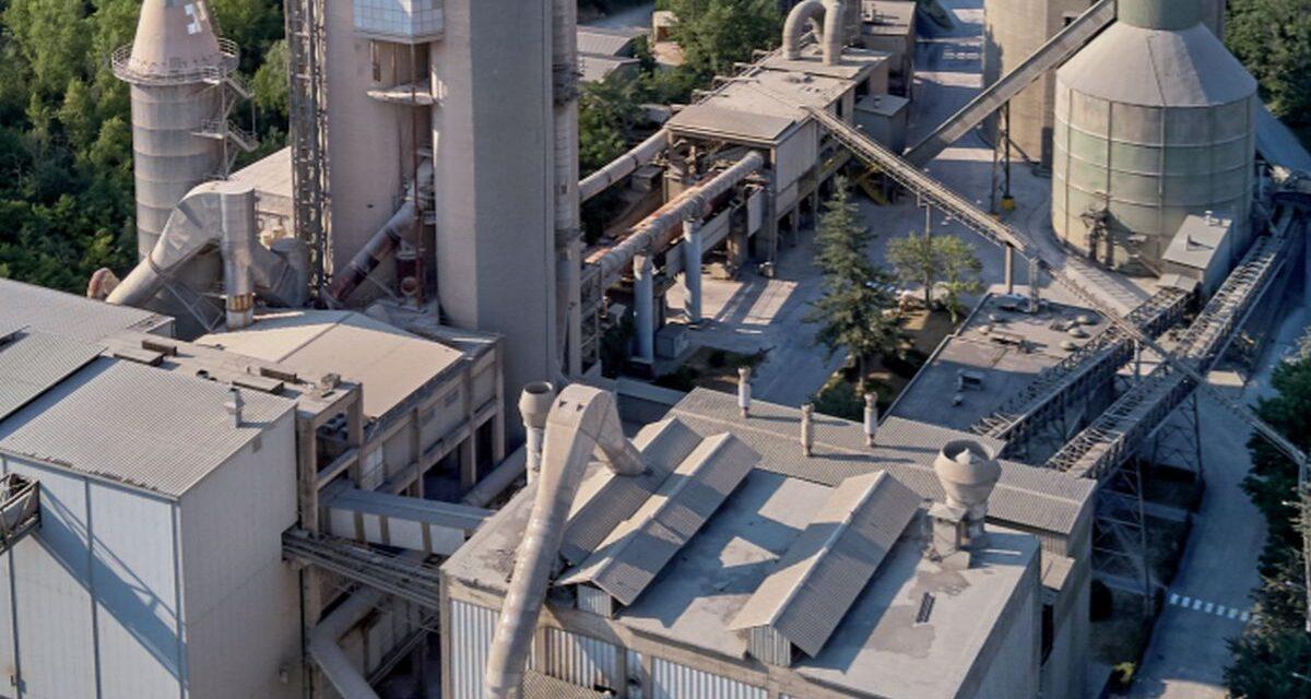 Stato di agitazione giovedì ad Arquata per i lavoratori della Buzzi (Ex Cementir)