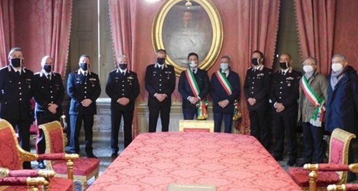 A Casale Monferrato una cerimonia per la promozione dei Carabinieri