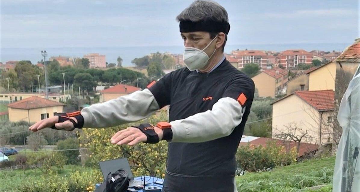 A San Bartolomeo prime prove di Esoscheletri passivi in olivicoltura
