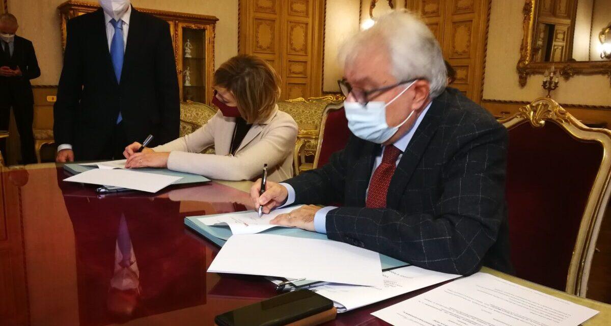 Firmata la Convenzione tra Prefettura di Alessandria e Università del Piemonte Orientale per i tirocini degli studenti