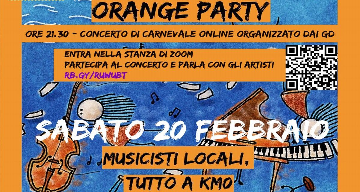 Un concerto online organizzato dai giovani del PD di Novi Ligure