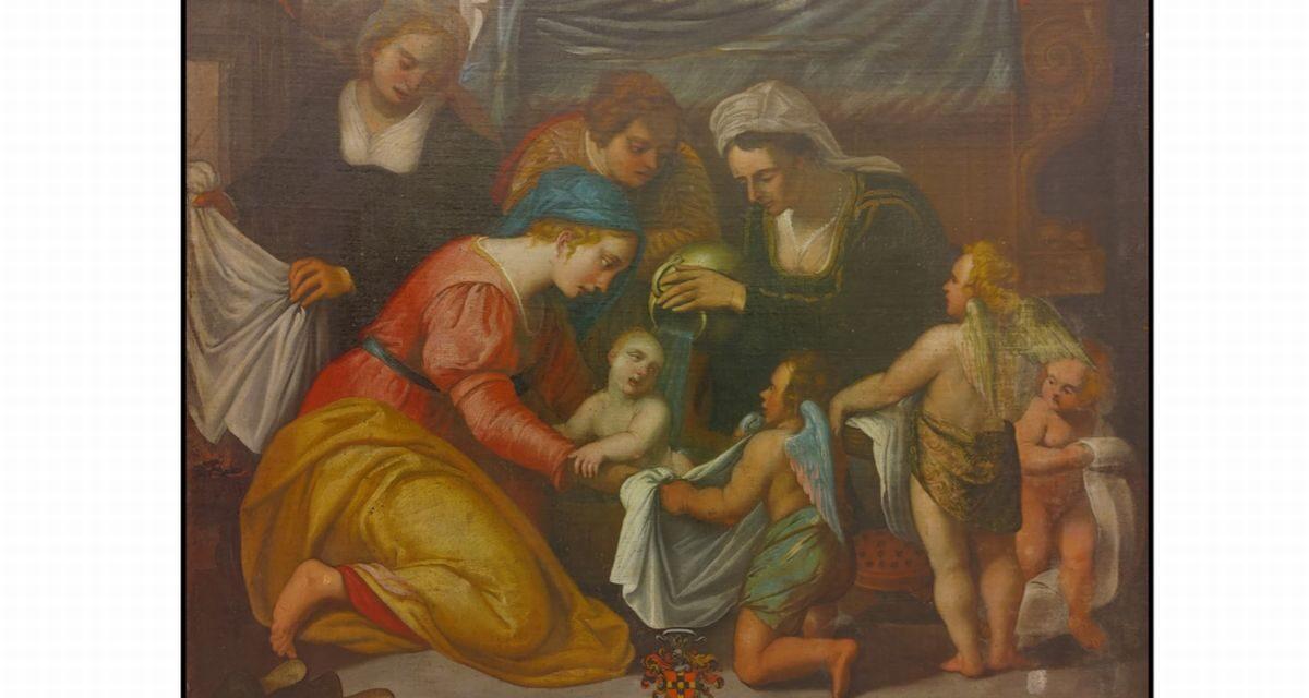 A 30 anni dal furto, i Carabinieri restituiscono questo prezioso dipinto alla Diocesi di Ventimiglia