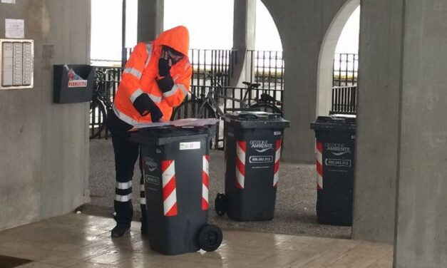 Nuovo sistema di raccolta rifiuti a Novi, inizio consegne nella zona 5 (Ippodromo – Via Manzoni – Via Verdi)