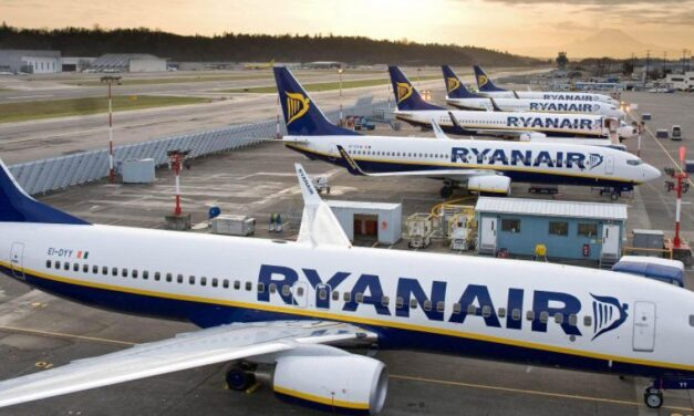 Ryanair guarda all'inverno con ottimismo: oltre 700 rotte nel network