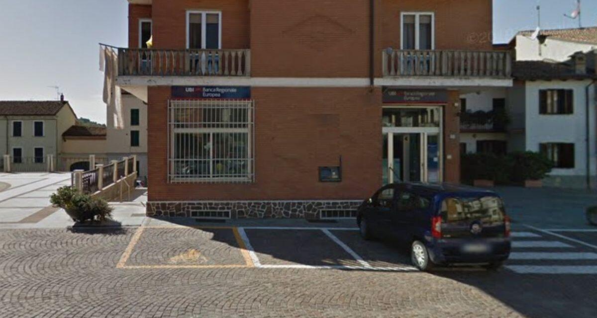 Ladri prendono d'assalto la Ubi Banca di  Villaromagnano e rubano 13 mila euro