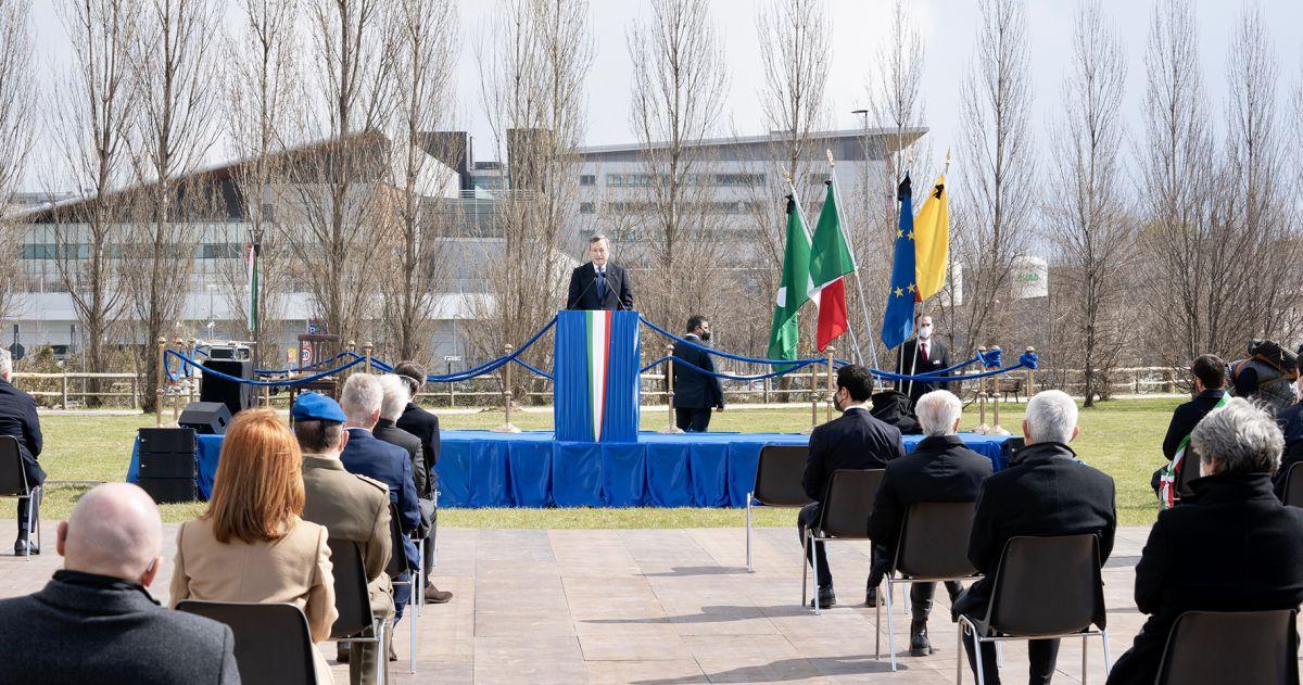 Gli Alpini per la Giornata nazionale in memoria delle vittime del Covid
