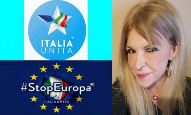 "La tortonese Luigia Magnani coordinatrice provinciale di ""Italia Unita Stop Europa"""