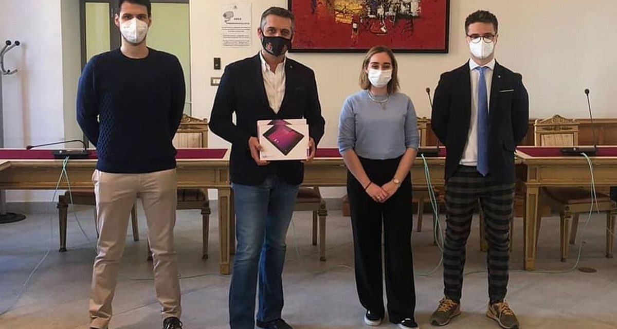 Nuova donazione del Rotaract Club di Tortona