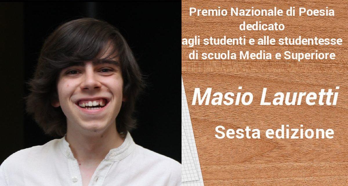 """Crescere con la poesia: Matteo Angelo Lauria nella giuria del premio letterario  """"Lauretti"""" 2021"""