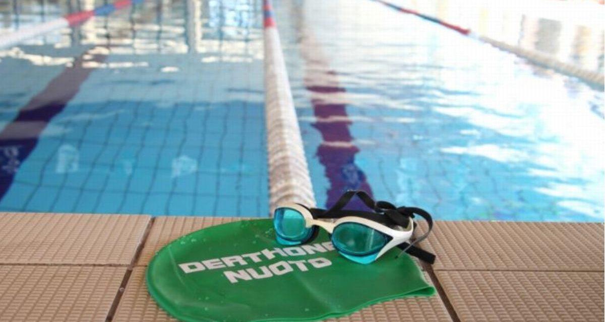 Al via una raccolta fondi per salvare il Derthona Nuoto e la piscina di Tortona
