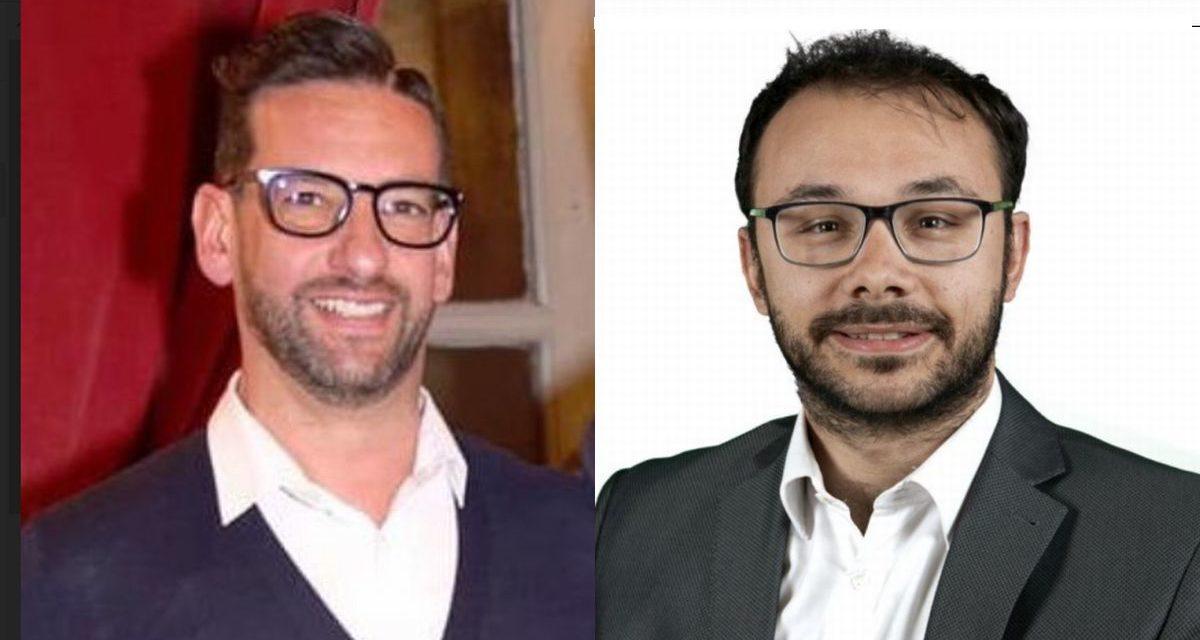 """Il Comune di Tortona ha due nuovi """"Assessori."""" Sono Matteo Fantone e Filippo Fava"""