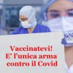 Incontro pubblico online sui vaccini anti Covid organizzato dall'ospedale di Alessandria