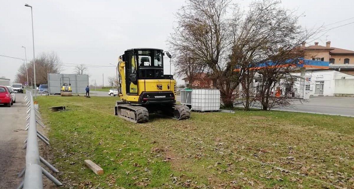 Iniziati i lavori per la pista ciclabile fra Tortona e Viguzzolo, soddisfatto il Comitato promotore