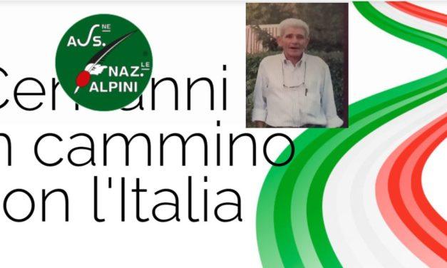 E' morto Mario Semino ex capogruppo degli alpini di Novi Ligure. Il ricordo