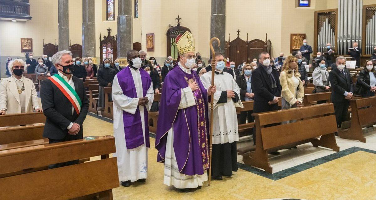 Alla Madonna della Guardia di Tortona celebrato il Dies Natalis di Don Orione