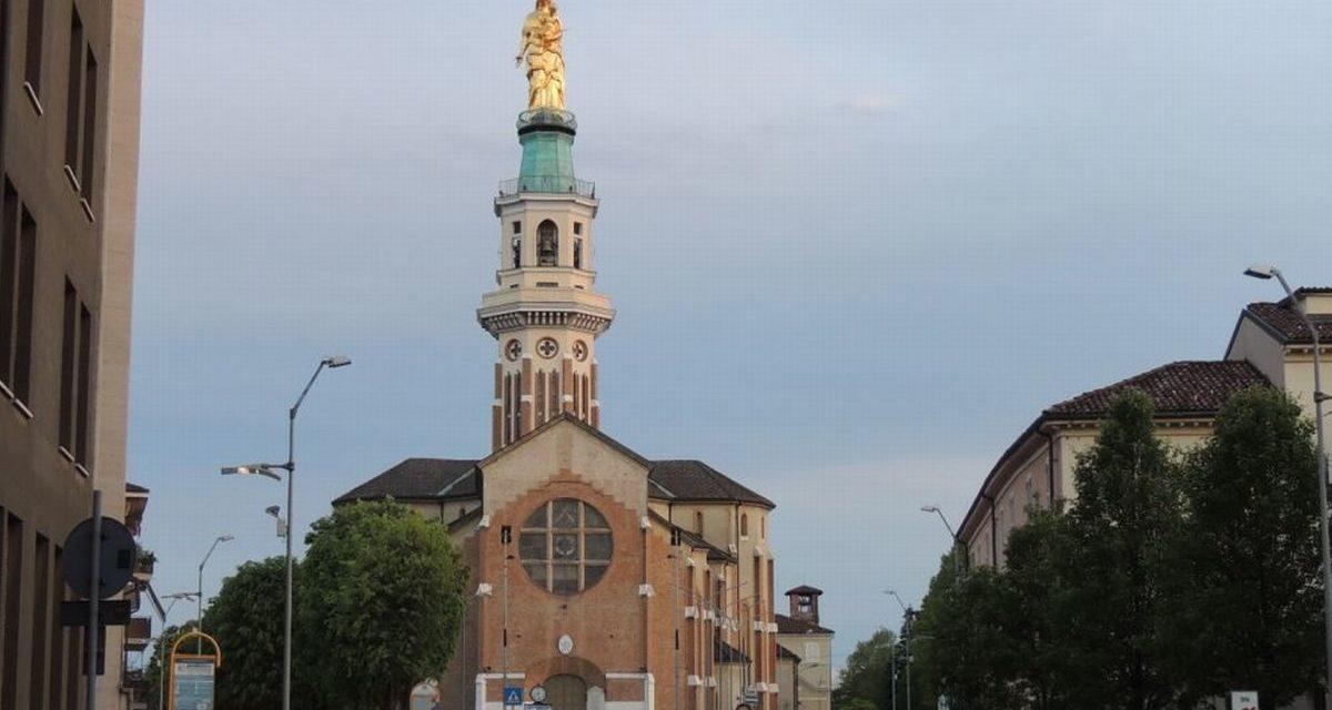 Domani a Tortona inizia la novena della festa della Madonna della Guardia