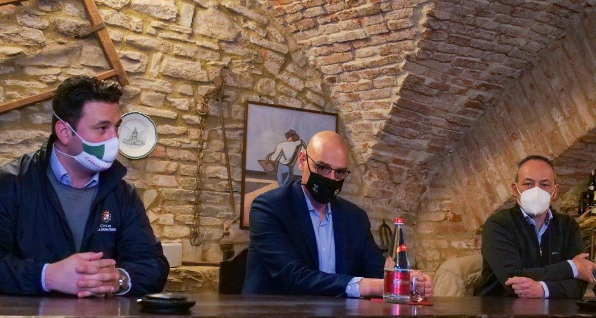 """E' nato il Consorzio """"Gran Monferrato"""" che raggruppa Casale, Acqui e Ovada"""