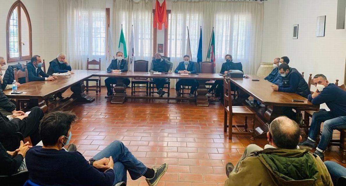 La Lega ha incontrato i sindaci Val Nervia e Val Roja
