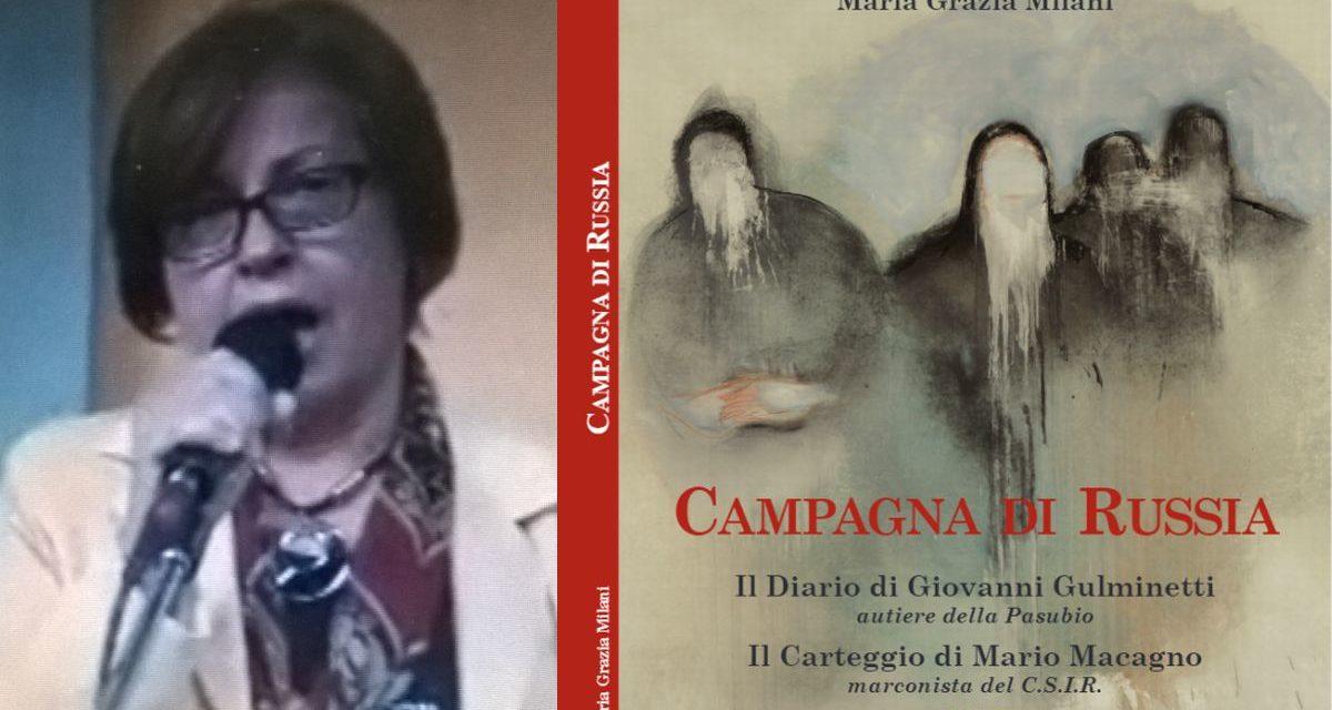 Intervista di Lucrezia Teti del Marconi a Maria Grazia Milani, storica e Vice Presidente dell'ANPI di Tortona