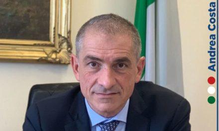 """Covid, Sottosegretario Costa: """"Turismo sarà volano per economia. Impegno a garantire sicurezza negli spostamenti"""""""