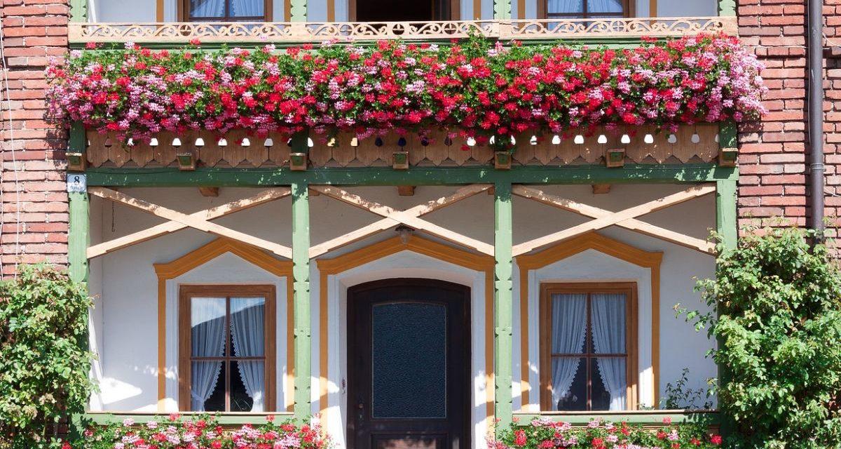 Balconi fioriti ad Alessandria: al via le iscrizioni per abbellire la Città e vincere premi