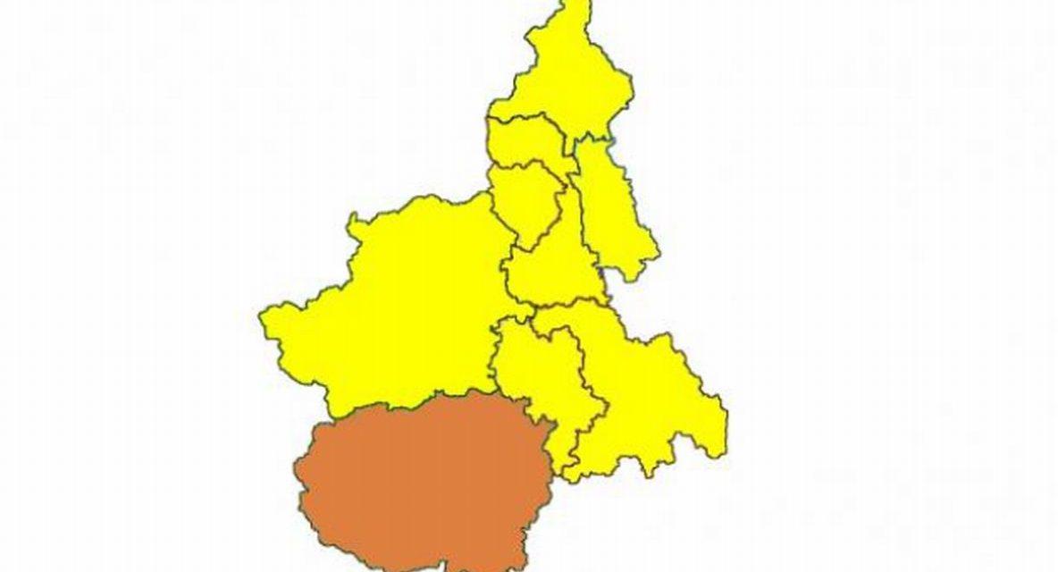 Da lunedì 26 aprile Piemonte in fascia gialla tranne la provincia di Cuneo