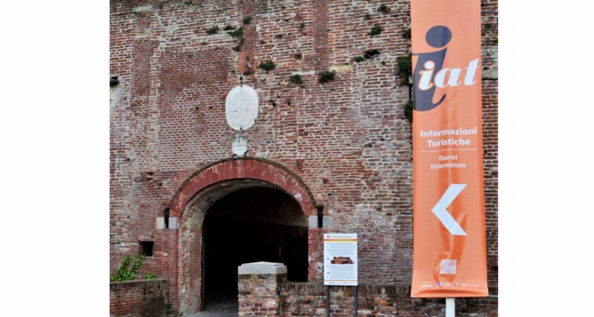 Il nuovo punto Iat di informazioni turistiche aprirà martedì al Castello di Casale Monferrato