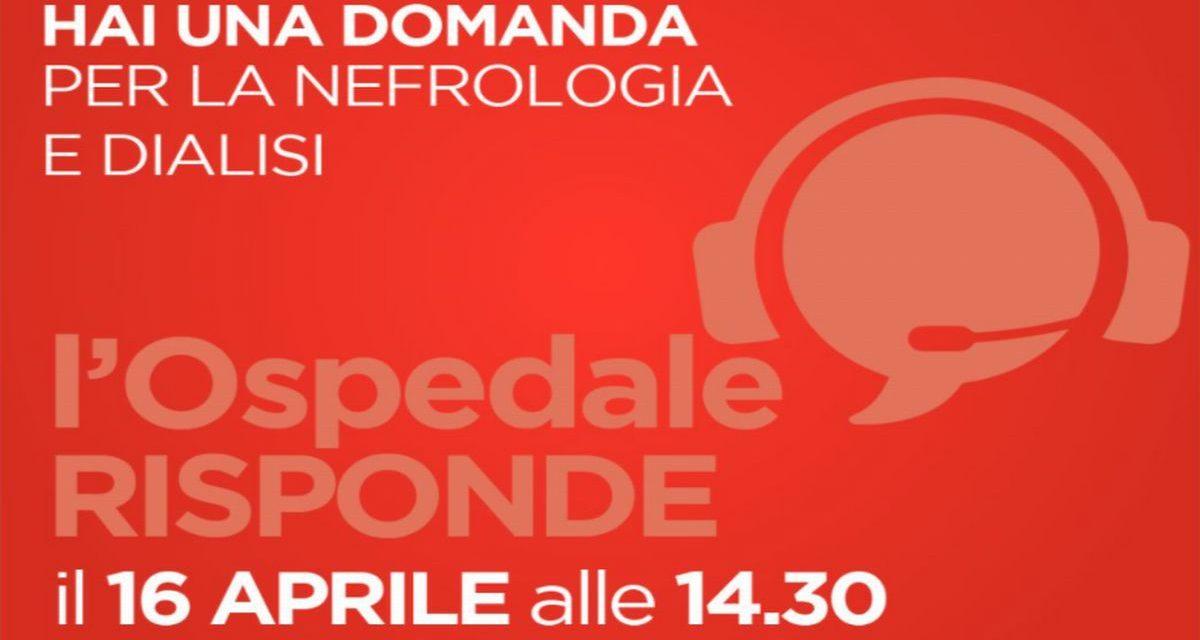 Alessandria, venerdì in diretta l'Azienda Ospedaliera risponde alle domande degli utenti