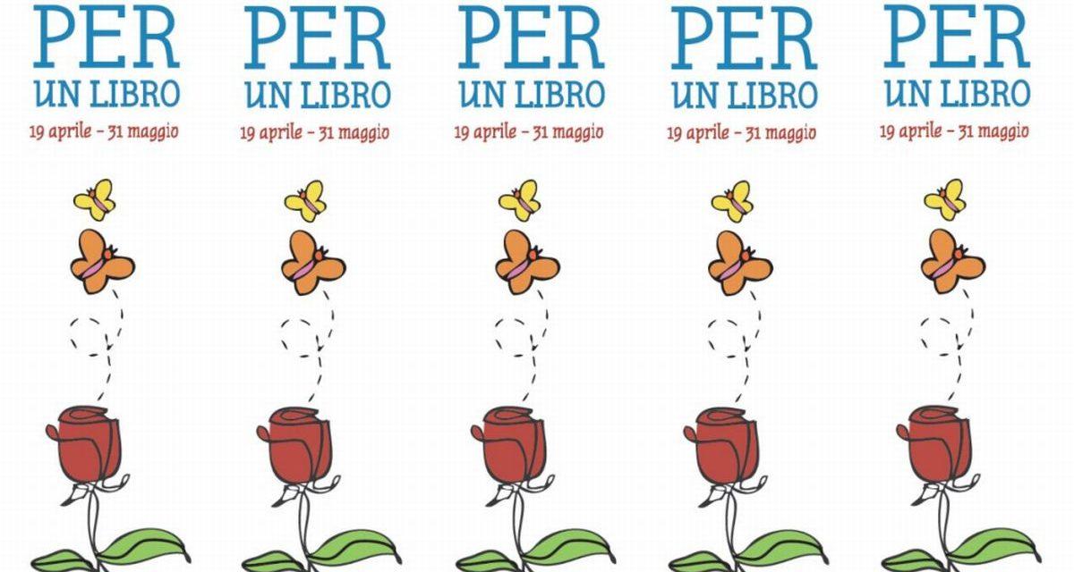 La biblioteca di Tortona invita gli uomini a regalare una rosa alle donne e dona un segnalibro fino al 31 maggio
