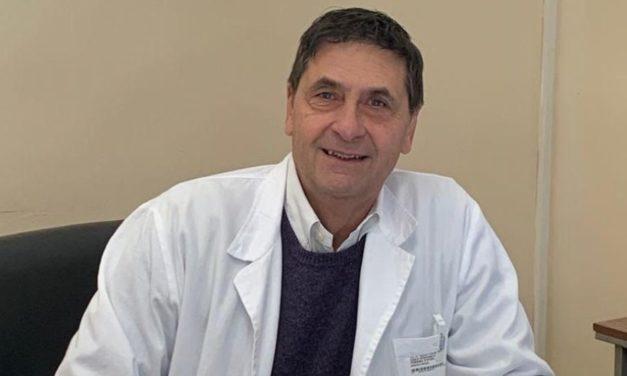 Mario Dealessi nuovo dirigente medico del Covid hospital di Tortona, bella notizia ma…