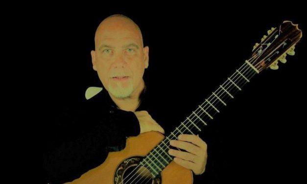 Oggi Musica: Roberto Fabbri e quell'amante instancabile ed esigente. Di Giulia Quaranta Provenzano