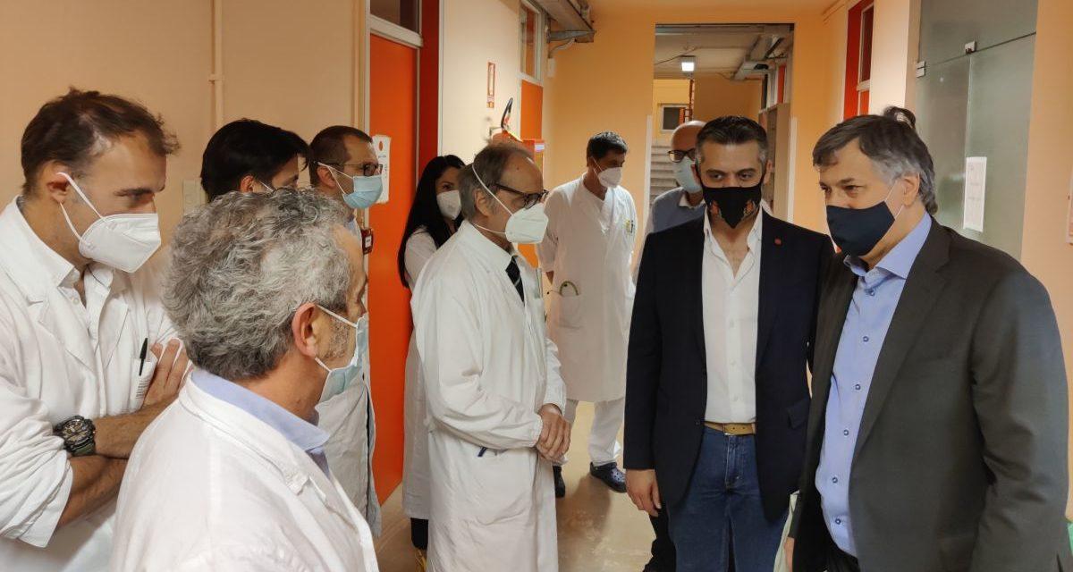 Sei milioni e mezzo per l'ospedale di Tortona, ma le promesse sono disattese