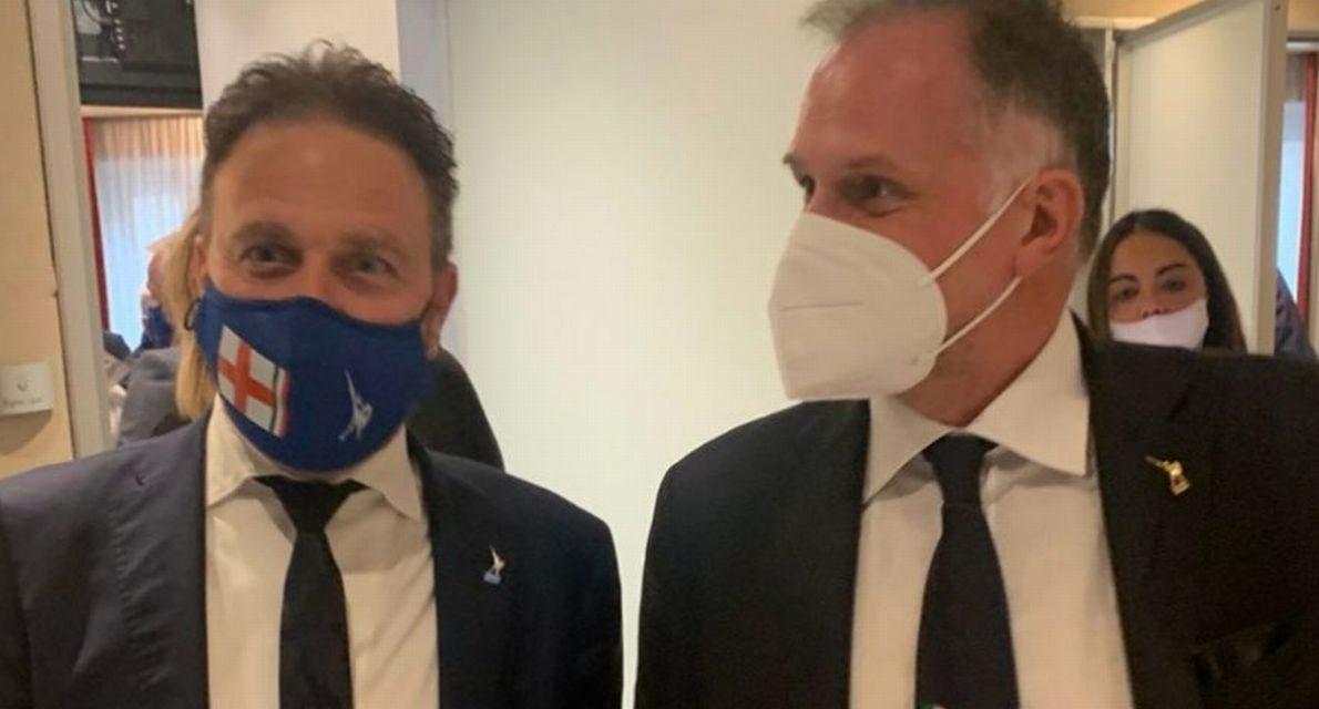 Appello di Alessandro Piana al Ministro Garavaglia per salvare l'estate nel Ponente e in Liguria