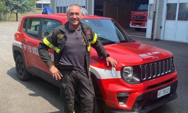 Silvano Ferrante ha rischiato la vita per migliaia di tortonesi e adesso va in pensione