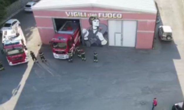 Quattro interventi dei pompieri di Tortona: per due incendi, in città per una donna e…
