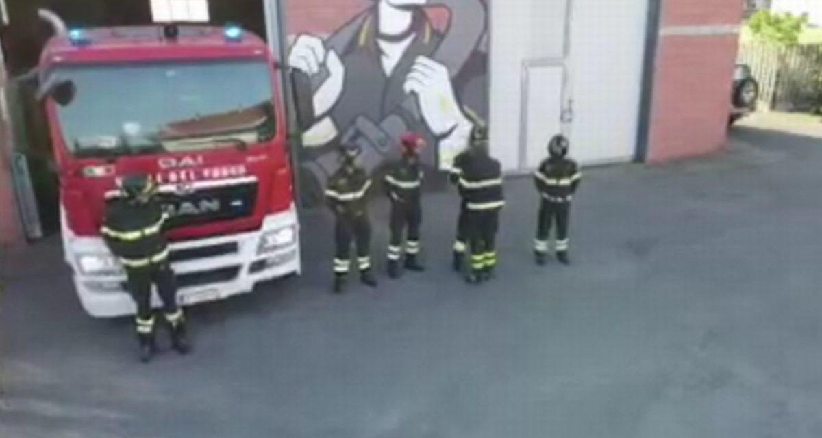 due interventi dei Vigili del fuoco di Tortona per un allagamento e un incendio