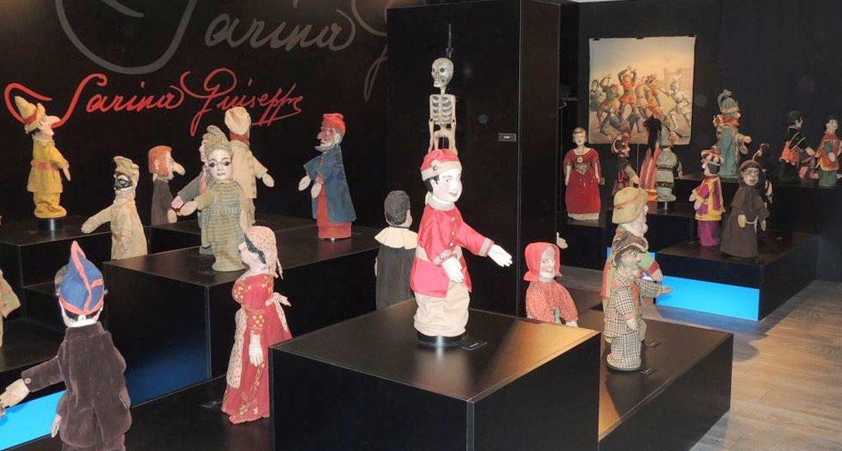 """Sabato a Tortona si inaugura la mostra """"Burattini, marionette e pupazzi in festa""""per Santa Croce"""