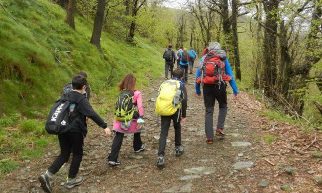 Alpinismo giovanile a Novi Ligure, la ripartenza