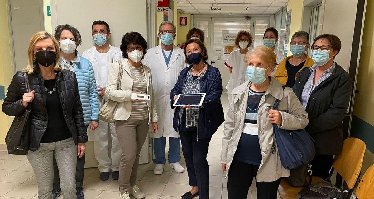 Donazioni all'ospedale di Alessandria dalla Bios: il grazie dell'Azienda