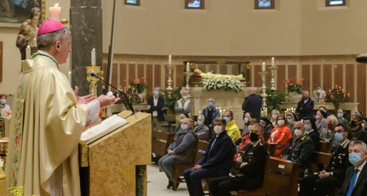 Celebrata al Santuario della Madonna della Guardia di Tortona la festa di Don Orione