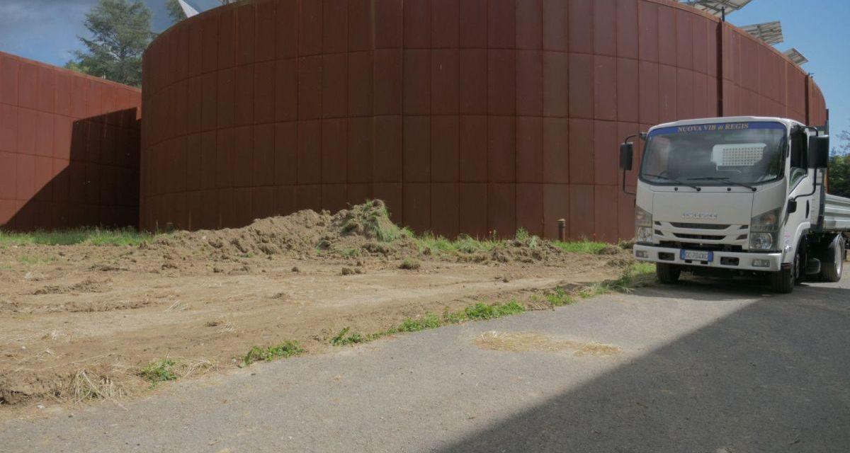 Nuovo parcheggio ad Acqui Terme in zona Bagni per 71 posti. Iniziati i lavori