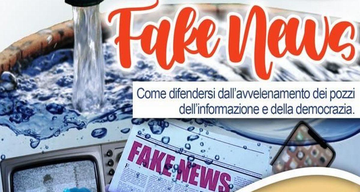 Articolo Uno organizza un dibattito online sulle Fake news