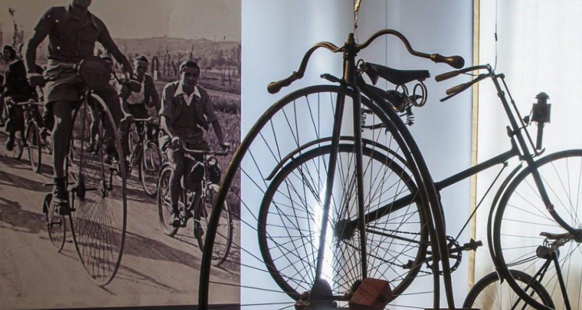 Riapre il museo delle Biciclette ad Alessandria