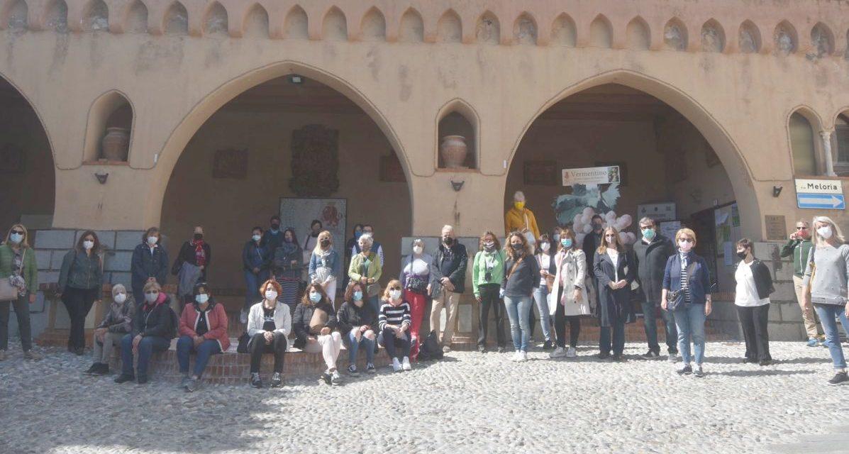 Gli operatori turistici nel Golfo Dianese alla scoperta dei Borghi più belli d'Italia