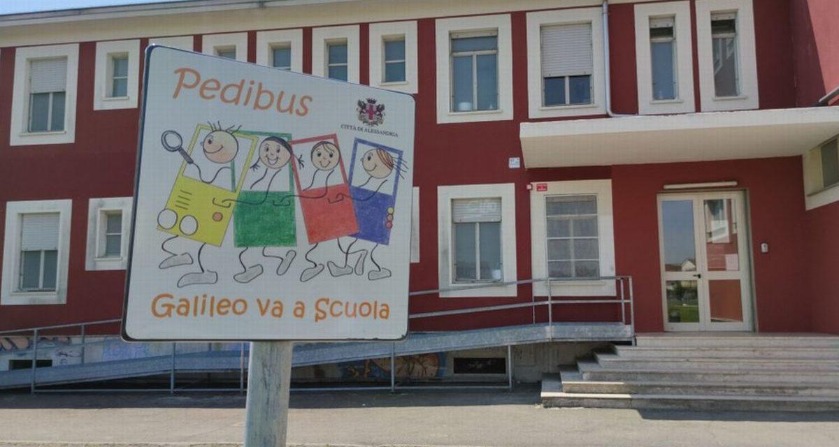 In Alessandria inizia il progetto 'Pedibus' a scuola a piedi