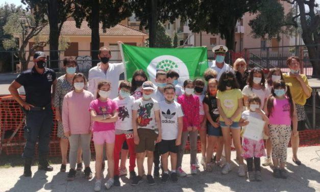 Bandiera Verde FEE per la Scuola primaria di Diano Marina