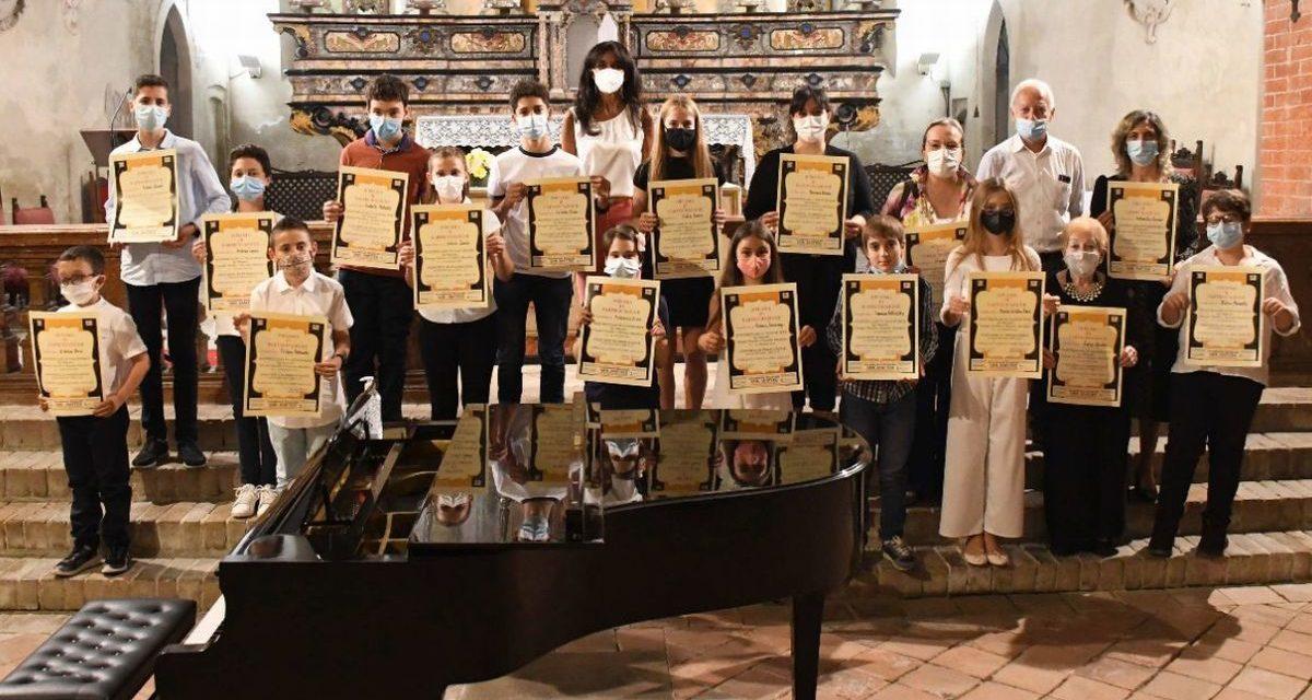Sale, un successo la Masterclass dell'Accademia San Matteo. Tutti i nomi dei partecipanti