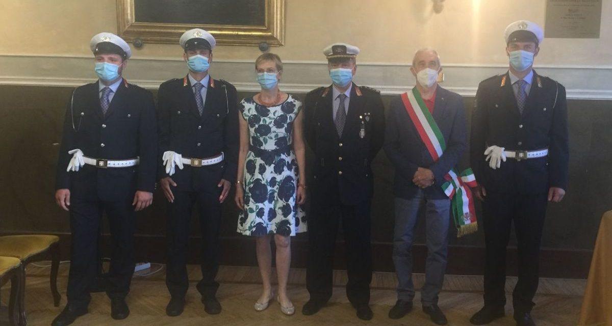 A Novi Ligure il benvenuto a Tre nuovi agenti della Polizia Municipale