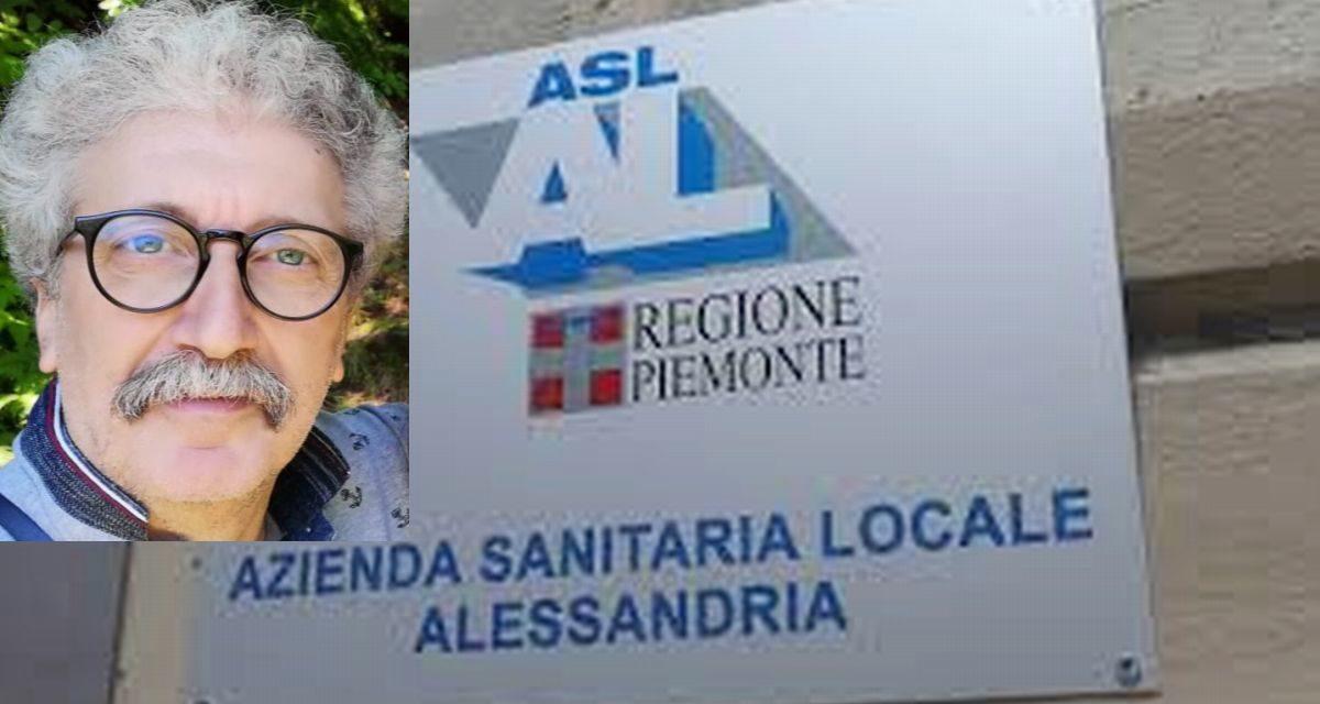 Paolo Casamento è il nuovo direttore della Struttura Complessa Salute Mentale dell'ASL AL