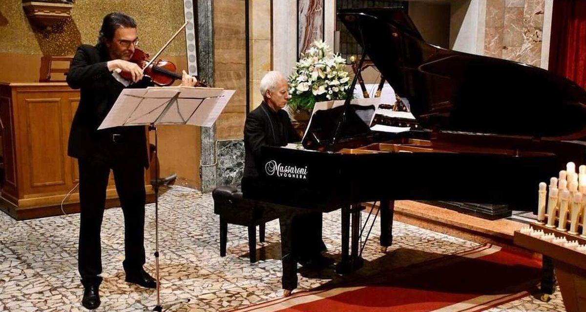 Venerdì nuovo concerto a Sale dell'Accademia Musicale San Matteo con Gli amici di Santa Maria